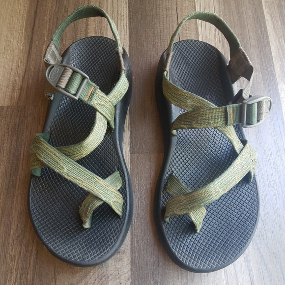 FISHPOND CHACO Z2 NATIVE Sport Sandals  Men/'s 10